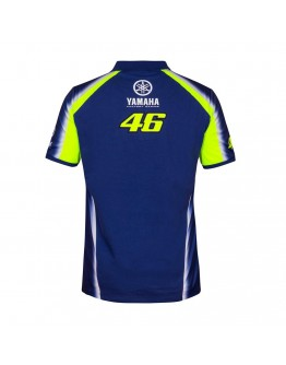 Yamaha VR46 Polo Blue