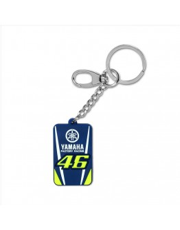Yamaha VR46 Key Ring Μπρελόκ