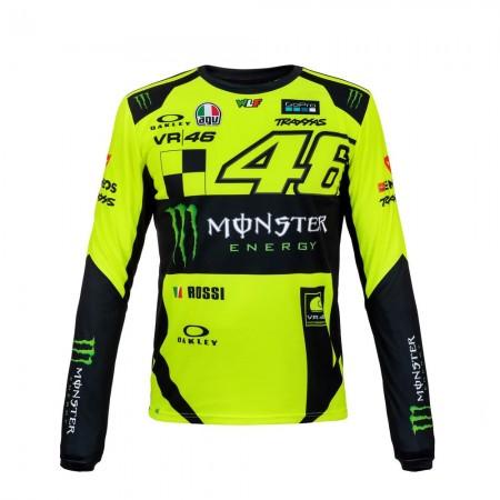 Monza Replica Long Sleeves T-Shirt