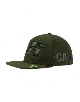 46 Monster Camp Adjustable Cap Καπέλο