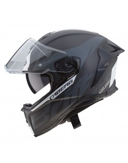 Caberg Drift Evo Carbon Antracite Matt/White