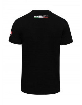 Ducati Corse T-Shirt Red Logo