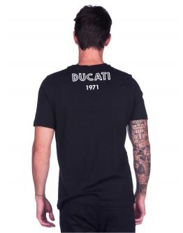 T-shirt Ducati 750 GT History Black