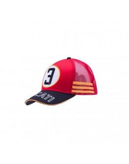 Cap 750 SS Desmo Ducati History Καπέλο