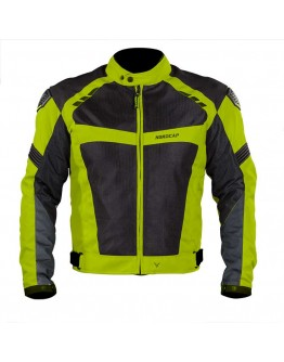Nordcap Fight Air Jacket Fluo/Black