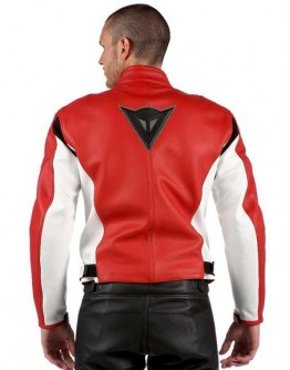 Dainese SF Pelle Red