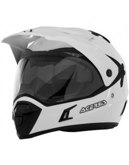 Active Dual Sport White