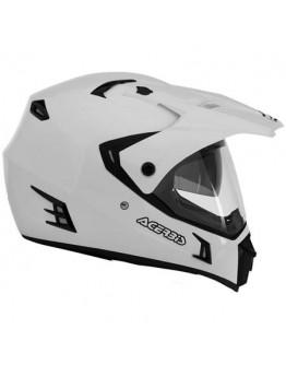 Acerbis Active Dual Sport White