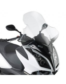 Givi Ζελατίνα Kymco Downtown 125i-300i 09-17 & X-Town 125-300 16-17