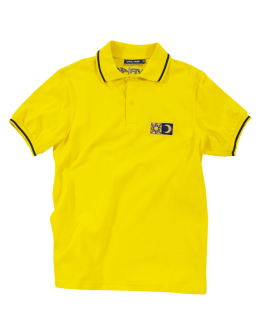 Yellow Sun and Moon Polo